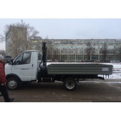 "Кран-манипулятор ГАЗ 3302 ""Газель"""