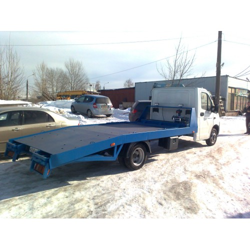 """Автоэвакуатор ГАЗ 3302 """"Газель Next"""""""