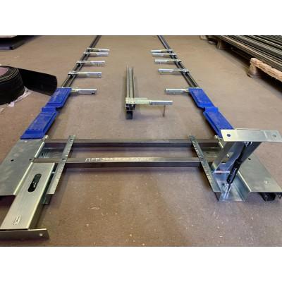 Механизмы сдвижной  крышы